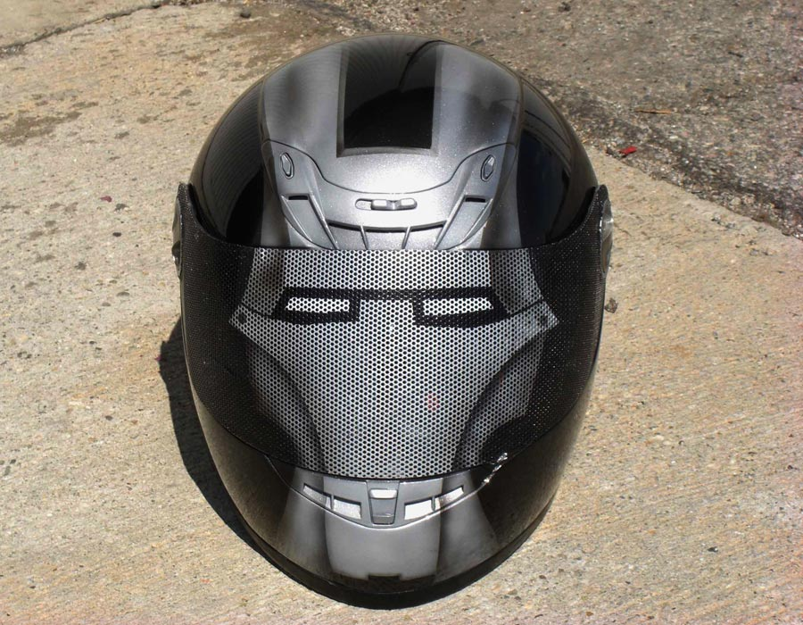 a60cd35f How To Paint Motorcycle Helmet Visor - TripodMarket.com